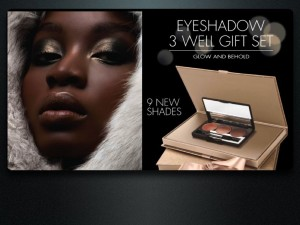 3 Well Eyeshadow Gift Set