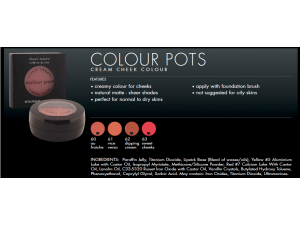 Blushing Cheek Color Pot