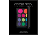Color Block Matte Professional Palette