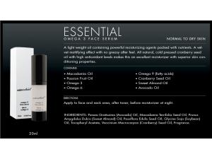 Essential Omega 3 Oil Face Serum