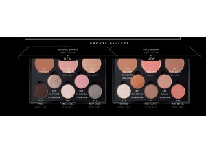 Pre Filled  Professional Eye Shadow, Blush, Bronze and Stobe Palette